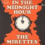 Artwork for The Mirettes - In The Midnight Hour - Time Warp Song of The Day
