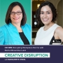 Artwork for CD005 Disrupting Workplace Norms with Rachel Brownlow Lund