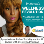 Artwork for 56: Lymphedema: Reduce Toxicity and Avoid Cancer with Dr. Loretta Friedman