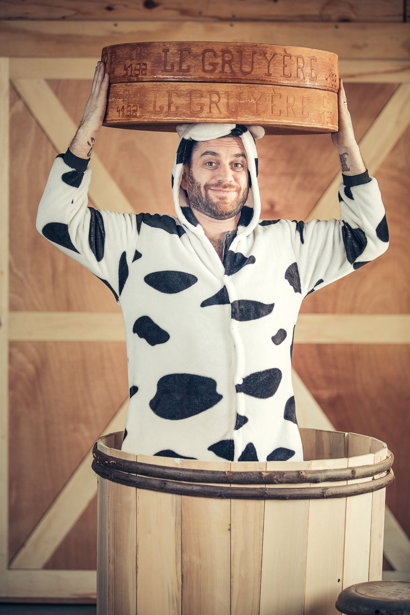 Artisan Cheese with Adam Moskowitz, founder of the Cheesemonger Invitational - 019