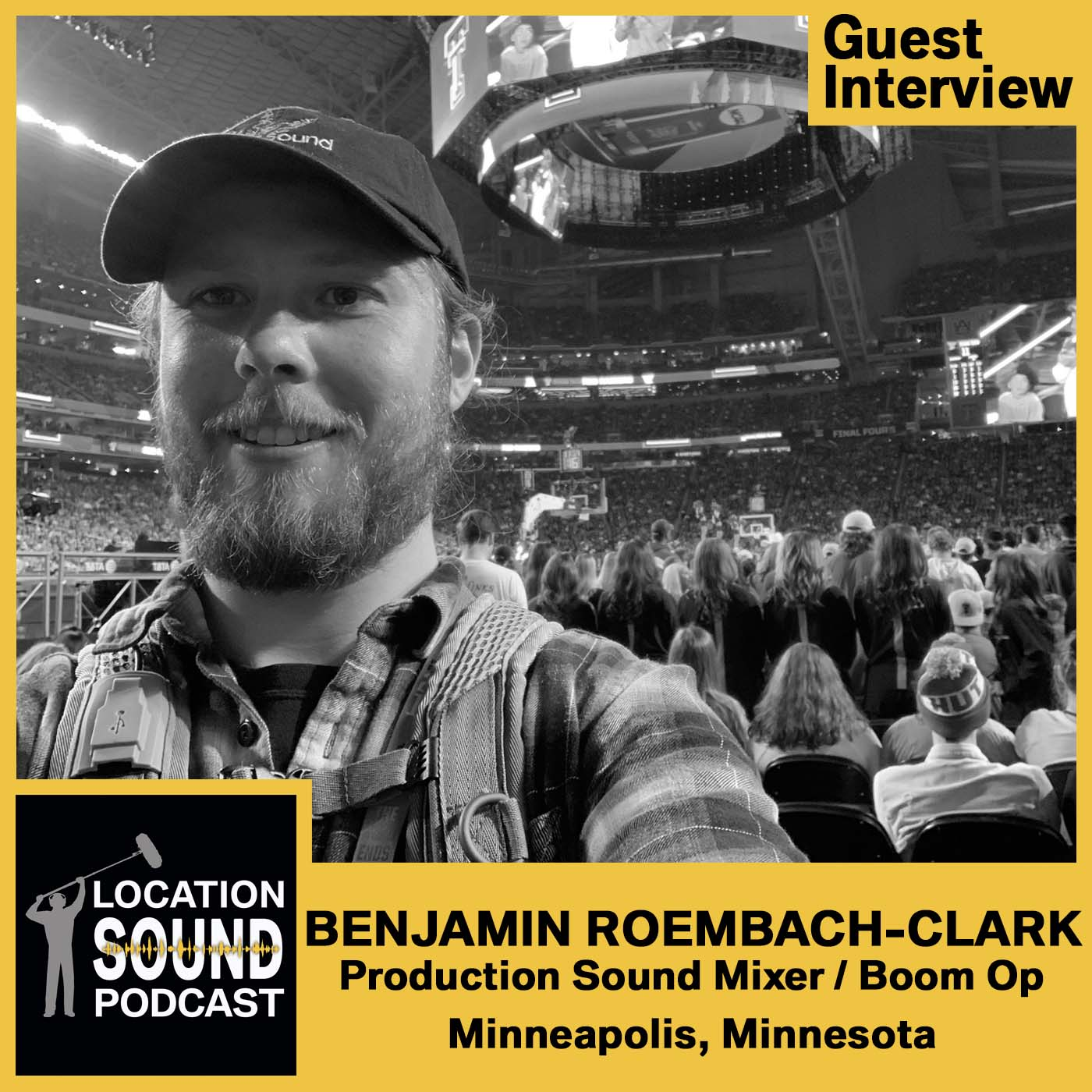 079 Benjamin Roembach-Clark - Production Sound Mixer based out of Minneapolis, Minnesota