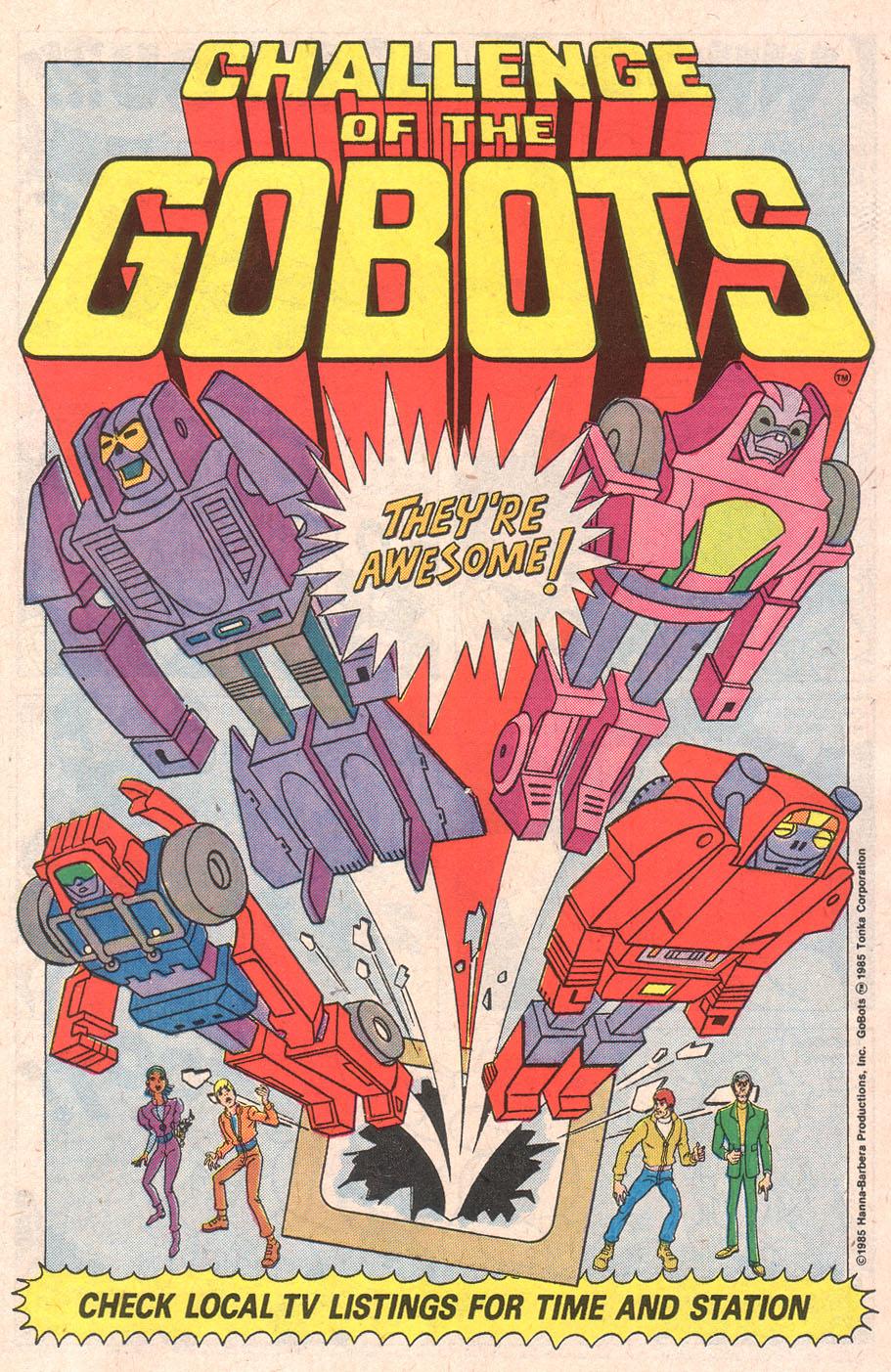 Episode 34 – Gobots