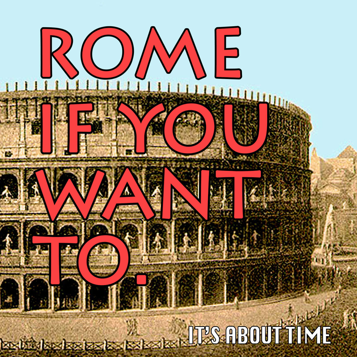 S02E08 - Rome If You Want To