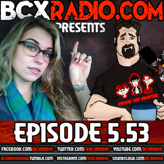 BCXradio 5.53 - Wanna See My Room?