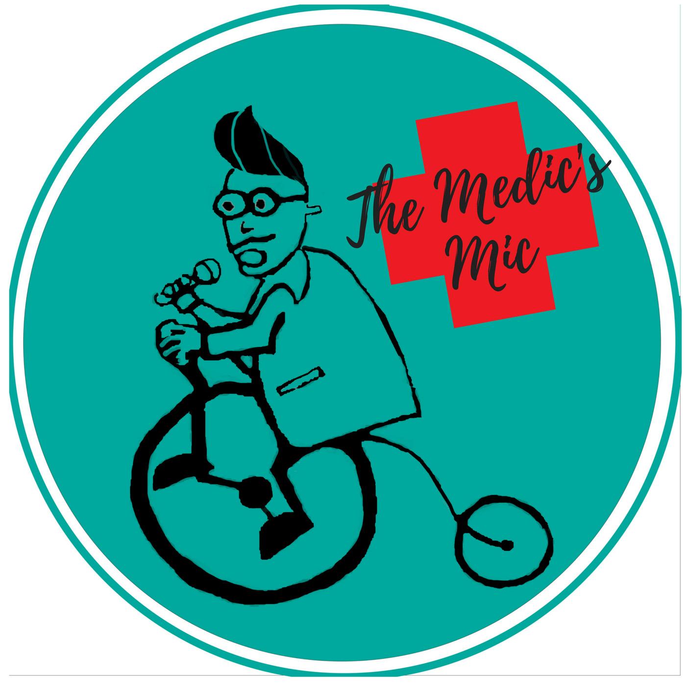 The Medic's Mic GP Podcast show art