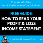 Artwork for The Basics of Your Profit & Loss Statement Report