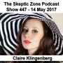 Artwork for The Skeptic Zone #447 - 14.May.2017