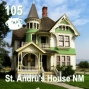 Artwork for Episode 105. St. Andru's House NM - mixed by St. Andru