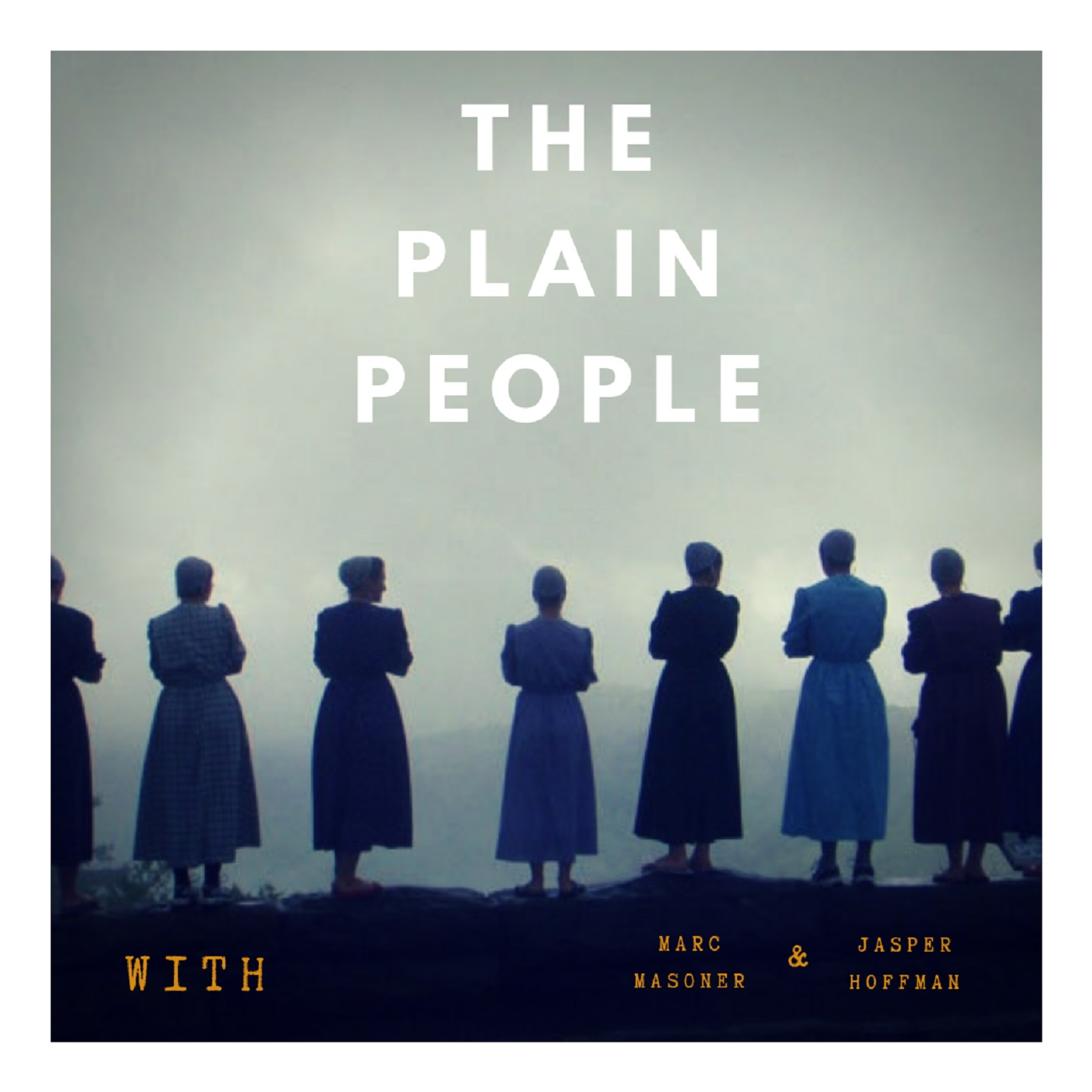 The Plain People's Podcast show art