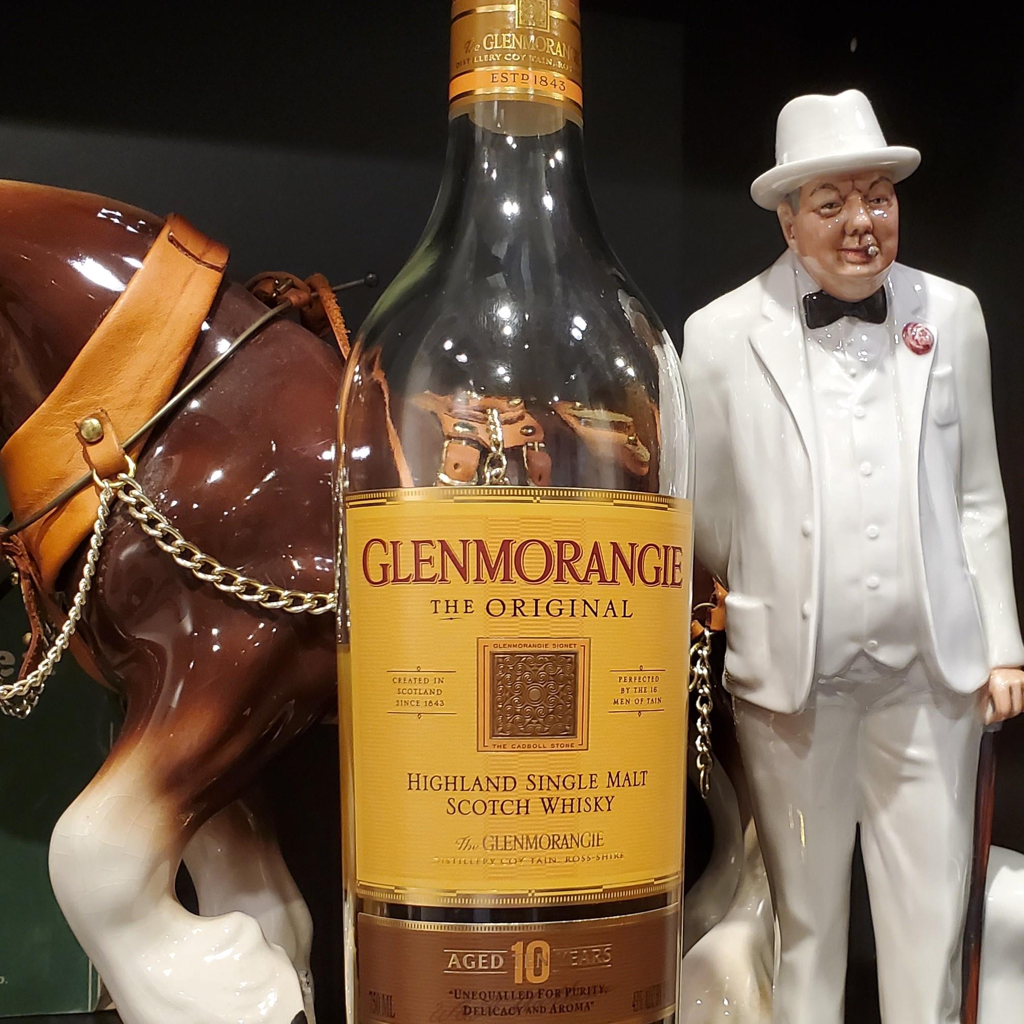 #63 - Glenmorangie with Gabriel Moreno show art