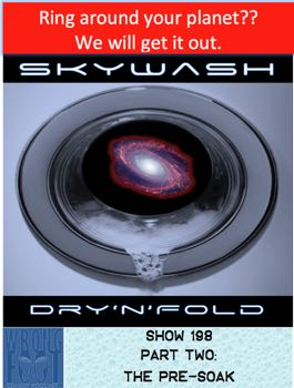 EP198--SkyWash Dry 'N' Fold Part Two