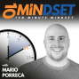 Artwork for 541 Effective and Consistent Digital Marketing with Special Guest Amber Vilhauer   10 Minute Mindset