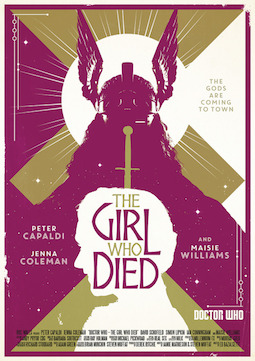 MHC #124 The Girl Who Died 9.5