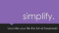 Artwork for Simplify - Simplifying our Church - Part 1