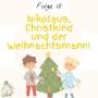 Artwork for Nikolaus, Christkind und der Weihnachtsmann