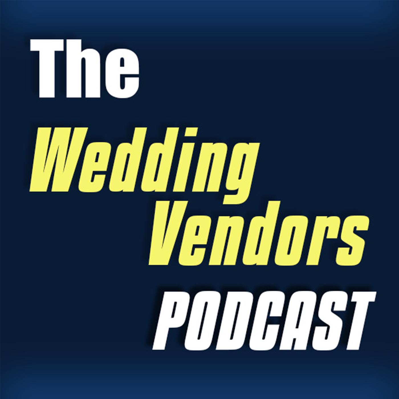 Wedding Vendors Podcast show art