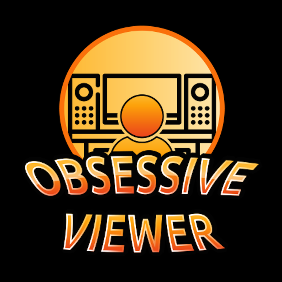 The Obsessive Viewer - Weekly Movie/TV Review & Discussion Podcast logo