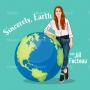 Artwork for Sincerely, Earth Trailer
