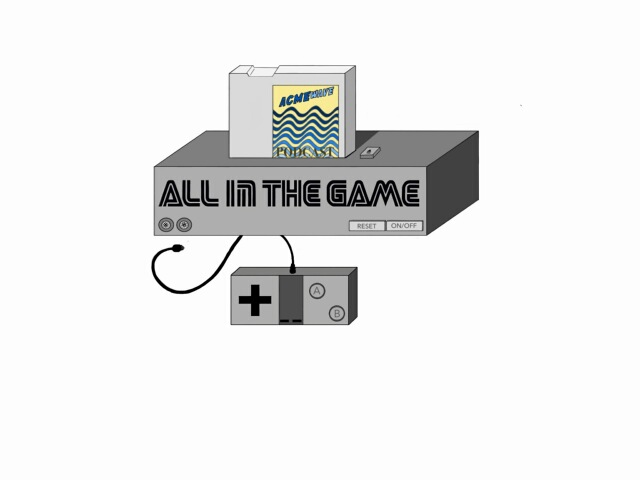All In The Game #001 - A wild podcast appears