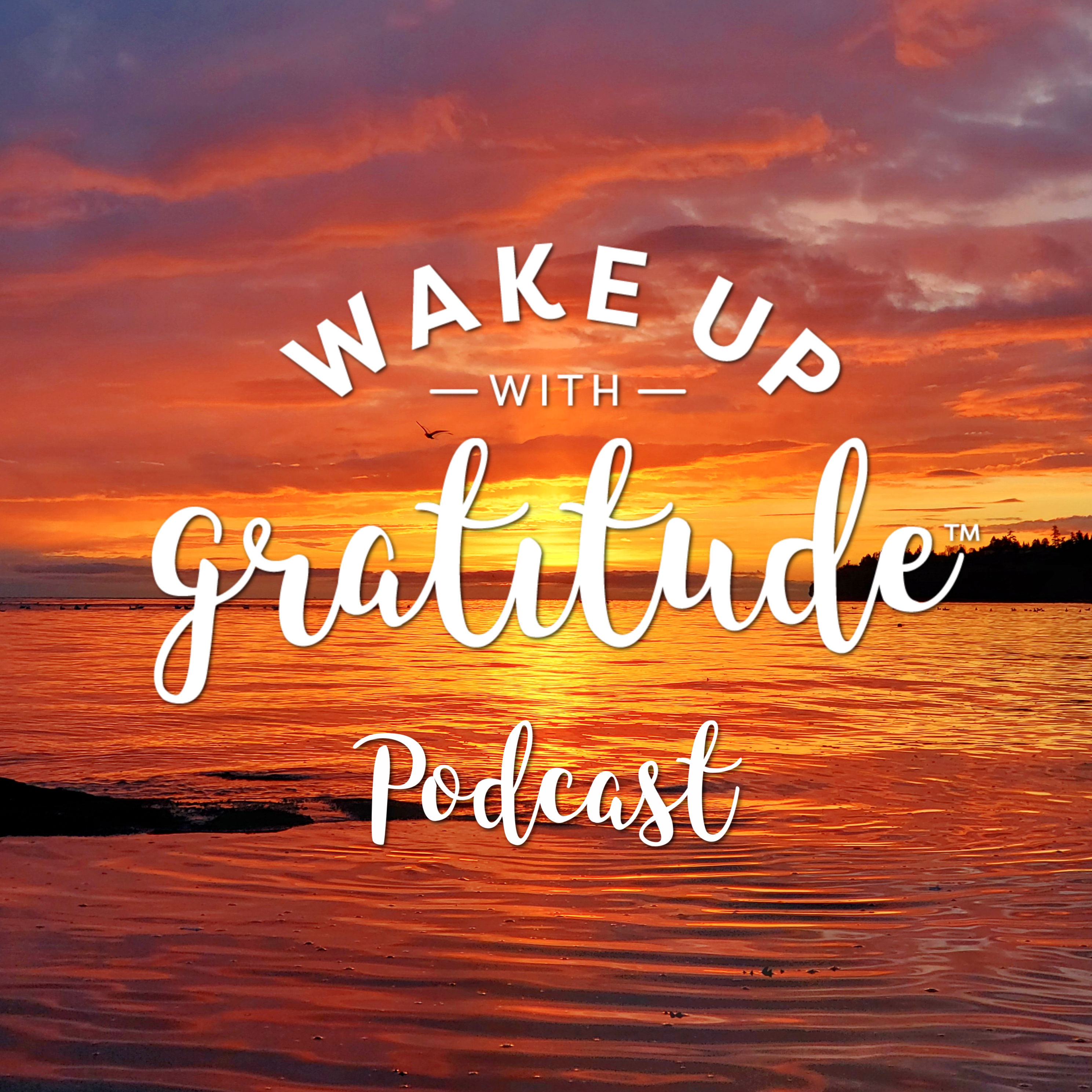 Wake Up With Gratitude show art