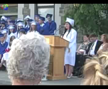 Valedictorian Speaks Out against Public Schooling / Here I Stand by Erica Goldson