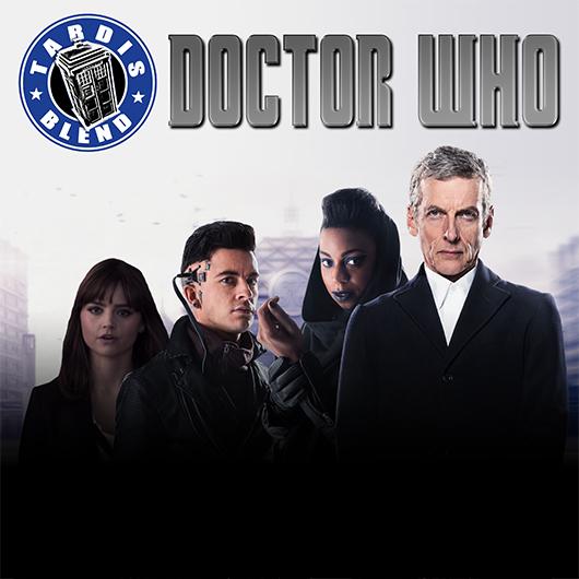 TARDISblend 76: Time Heist