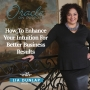 Artwork for EP3 How To Enhance Your Intuition For Better Business Results