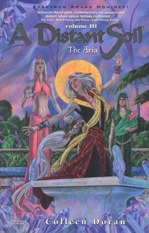 ep 34 Colleen Doran, From A Distant Soil