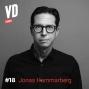 Artwork for #18: Jonas Hammarberg – människans roll i en digital värld