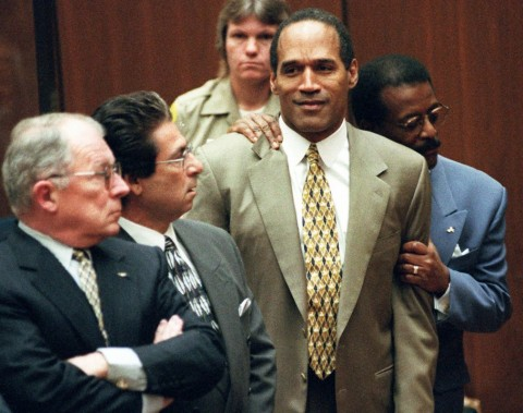the circus trial of o j simpson draws into a conclusion