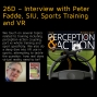 Artwork for 26D – Interview with Peter Fadde, SIU, Sports Training and VR