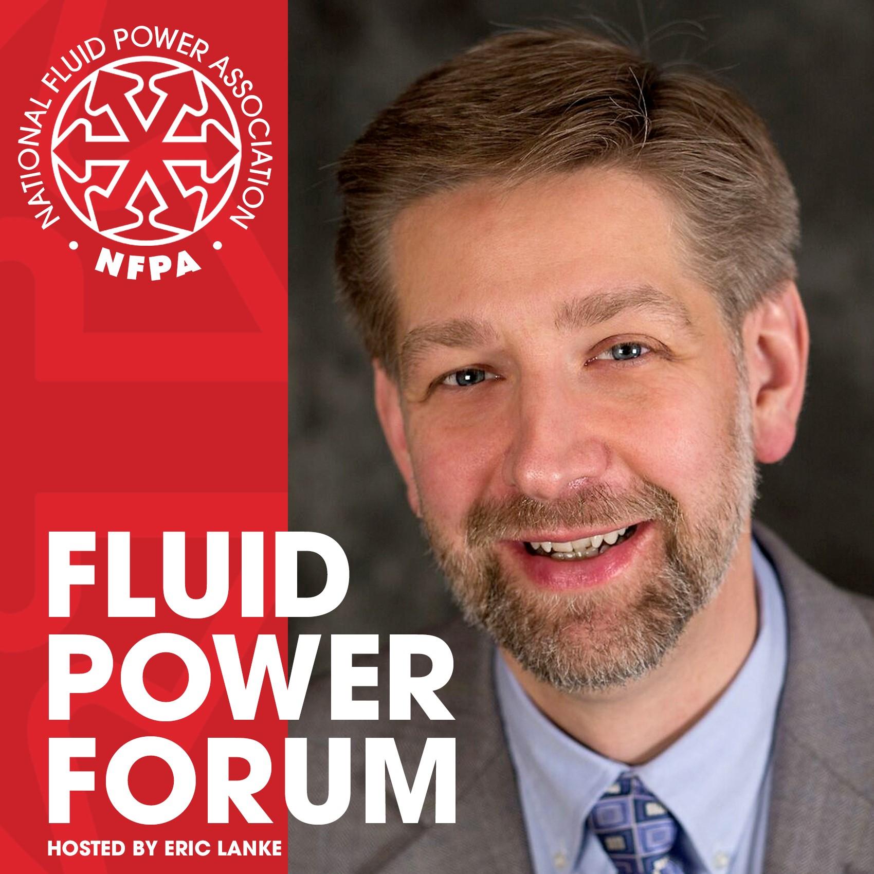 Fluid Power Forum show art