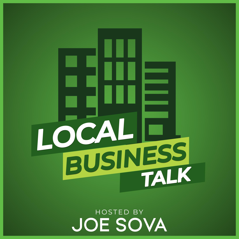 Local Business Talk show art