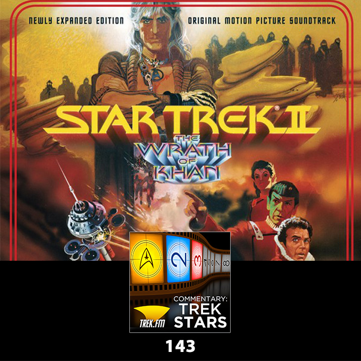 Commentary: Trek Stars 143: Narrated by Roscoe Lee Browne