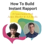 Artwork for How to Build Instant Rapport: A Conversation with James Altucher and A.J. Jacobs