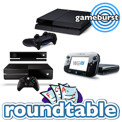 Artwork for GameBurst Roundtable - Console Report Card