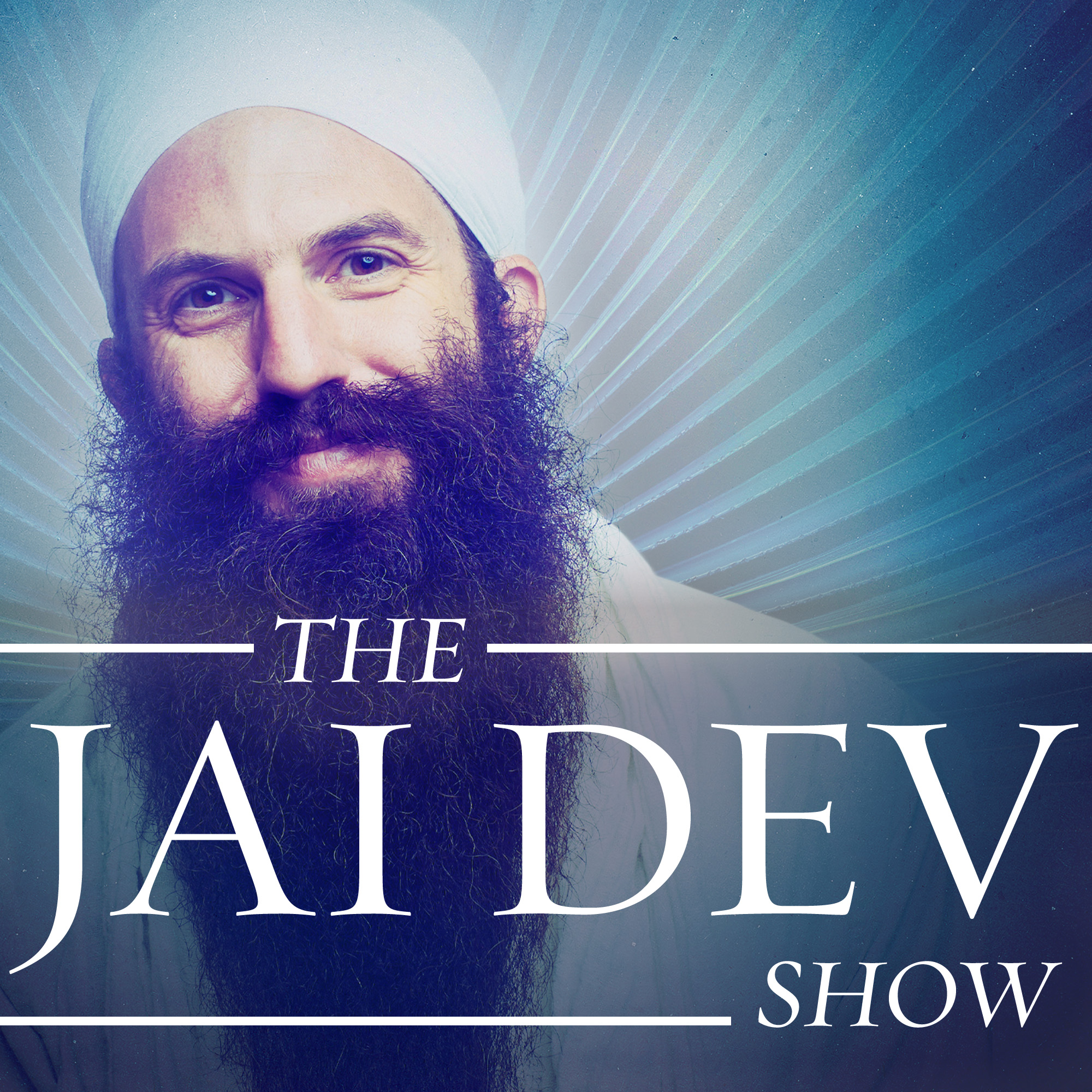 The Jai Dev Show show art