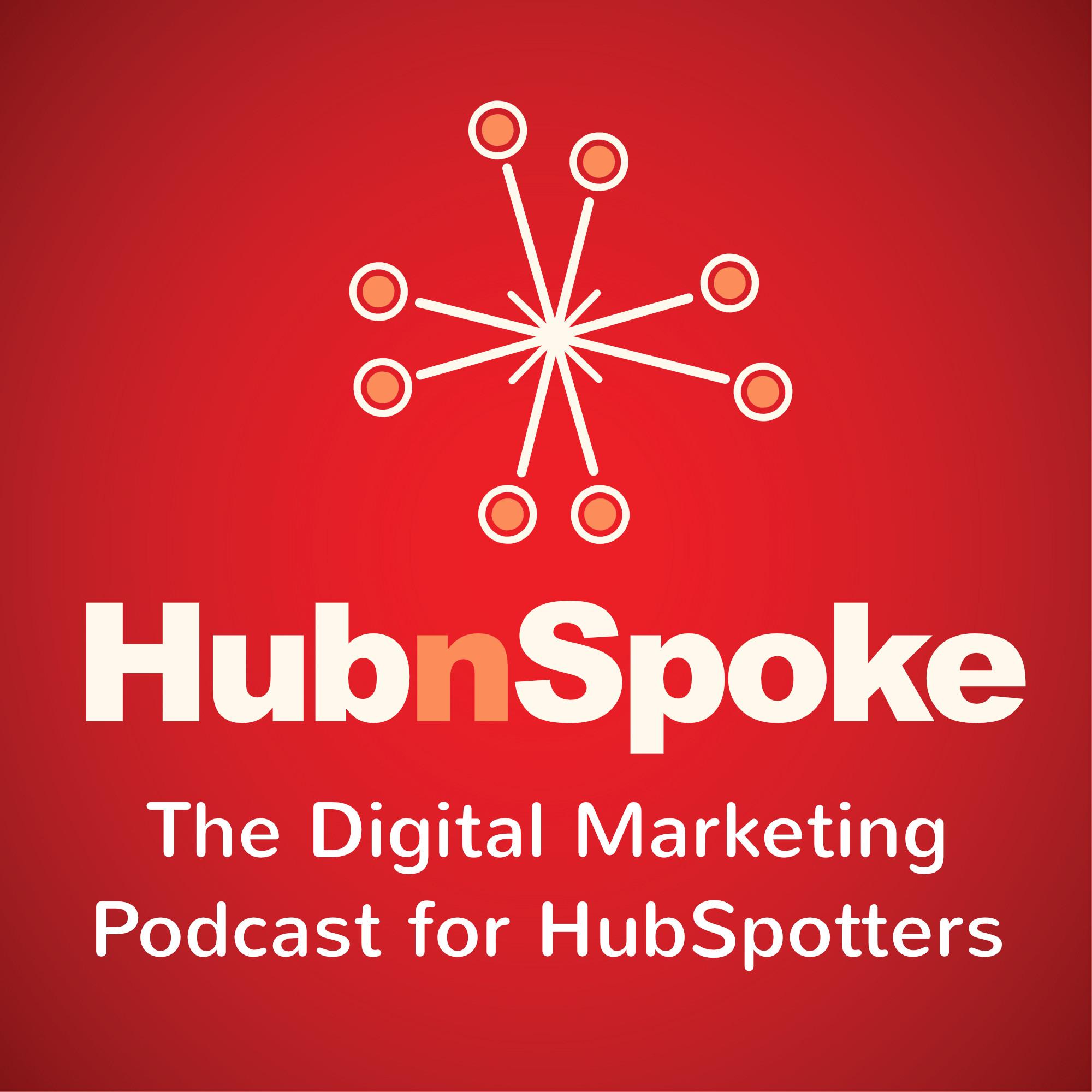 HubnSpoke | HubSpotting with Adam Steinhardt and Zaahn Johnson show art