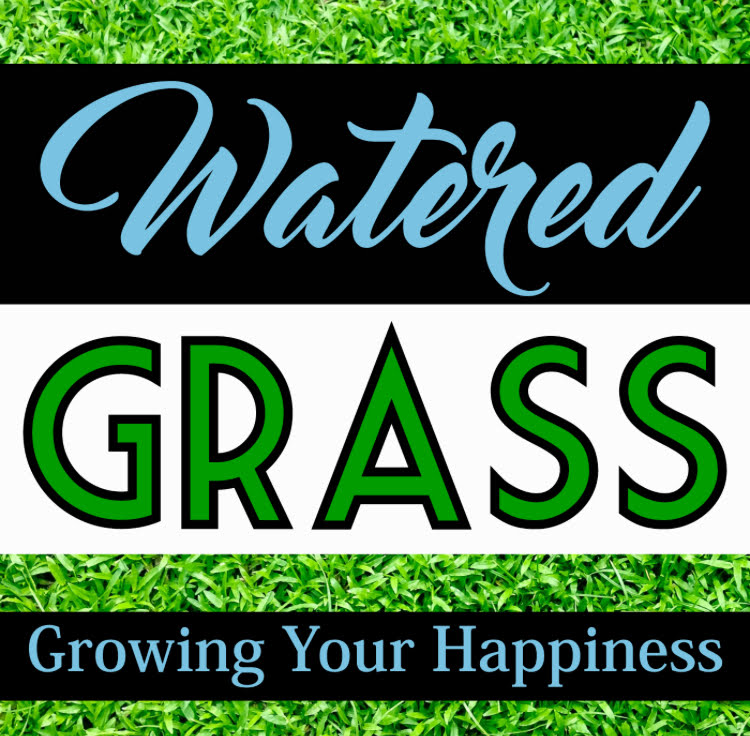 Watered Grass show art