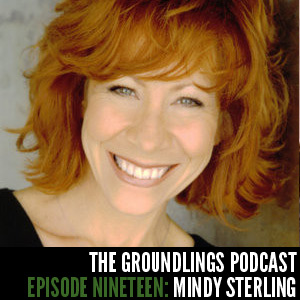 The Groundlings Podcast 19: Mindy Sterling