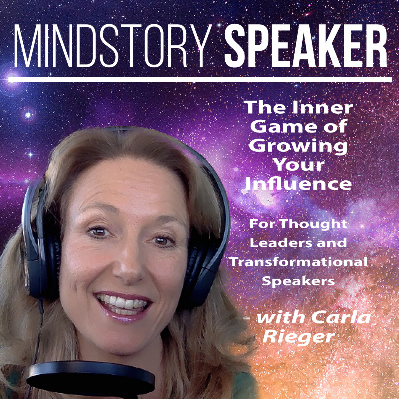 MindStory Speaker show art