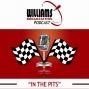 Artwork for In The Pits 9-13-21 with John Scott Dana talking Beechridge Motor Speedway Ed Partridge