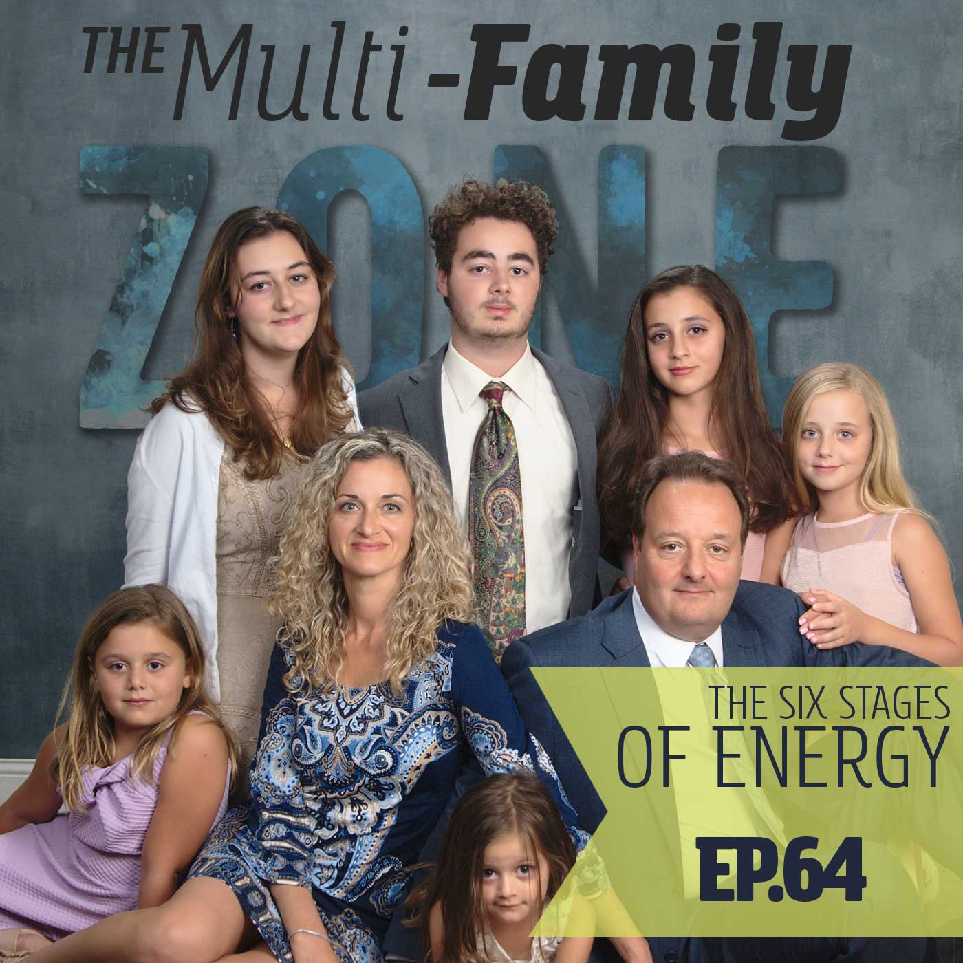 MFZ - The Six Stages of Energy with Julia and Gino Barbaro