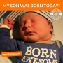 Artwork for #3: Today My Son Was Born (The Birth Of An Idea) - Daily Mentoring w/ Trevor Crane