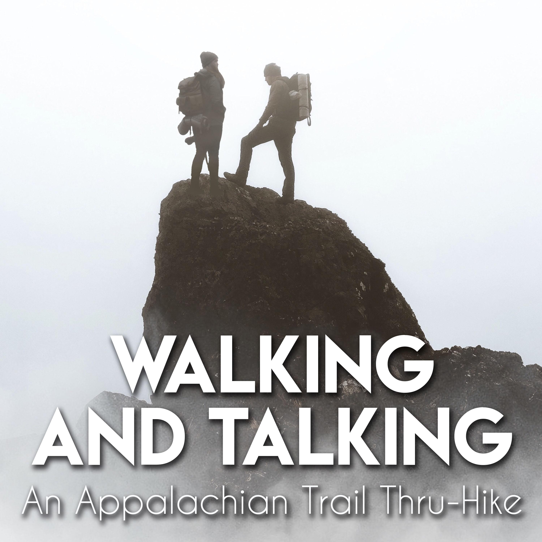 Walking and Talking: An Appalachian Trail Thru-Hike show art