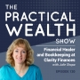 Artwork for Financial Healer and Bookkeeping at Clarity Finances with Julie Shopa - Episode 120