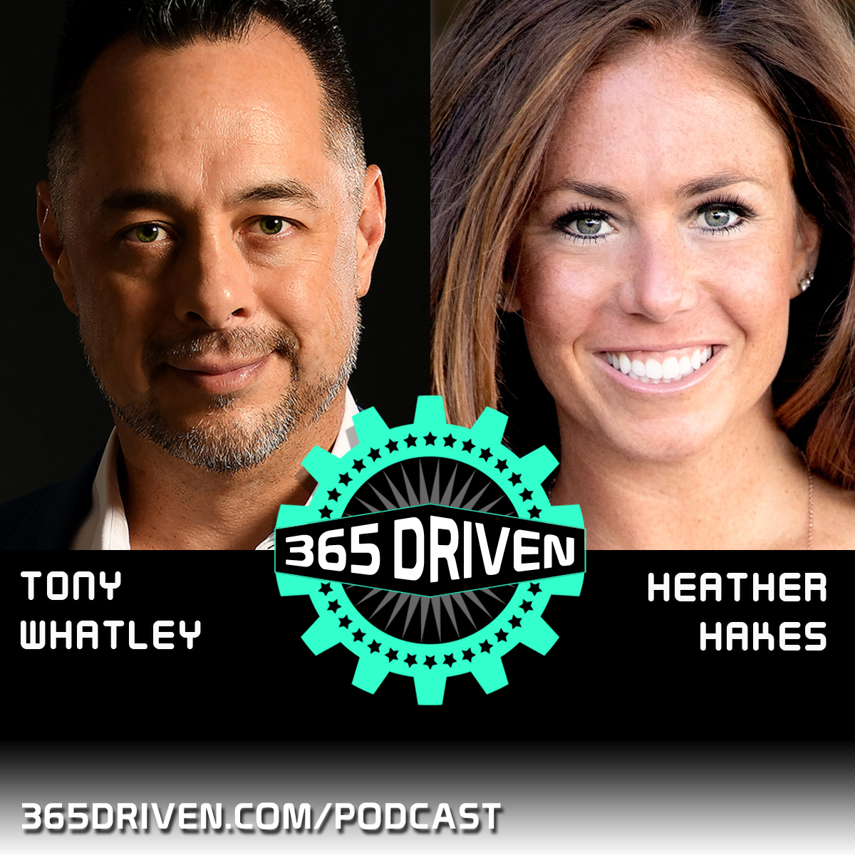 Let Fear Fuel You - With Heather Hakes - EP0096 show art