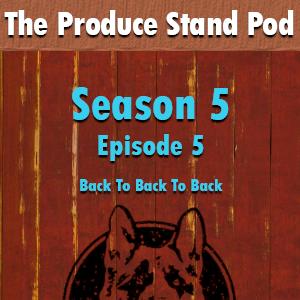 Artwork for S5E5: Back To Back To Back