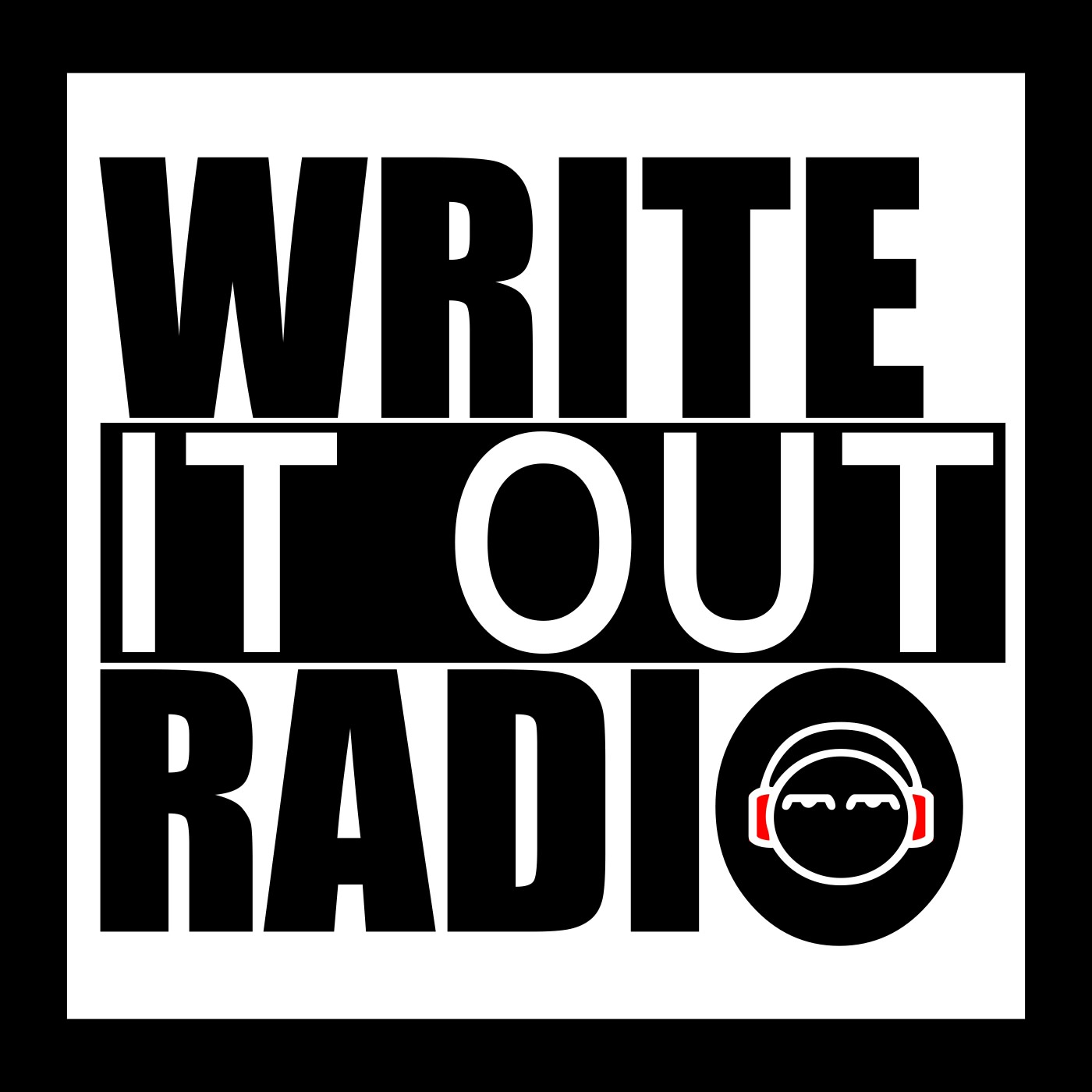 Write It Out Radio show image