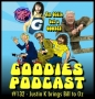 Artwork for Goodies Podcast 132 - Justin K brings Bill to Oz